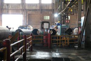 IMG 20190815 WA0076 300x200 بازدید معاون امور توسعه و مهندسی مدیرعامل شرکت ملی نفت از کارخانه لوله سازی اهواز