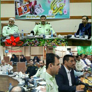 IMG 20190808 212354 380 300x300 کاهش 13 درصدی جرایم خشن در خوزستان / افزایش 58 درصدی کشفیات سلاح غیر مجاز