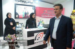 IMG 20190816 233542 300x198 حضور ۳۵ شرکت صنایع کوچک در نمایشگاه فولاد خوزستان
