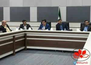 IMG 20190824 204729 896 300x214 پیشرفت ۶۰درصدی عملیات بازسازی مناطق سیل زده خوزستان/اقدامات نظام را فدای دعواهای جناحی نکنیم/بانکهای استان روند پرداخت خسارات سیل را با جدیت پیگیری کنند