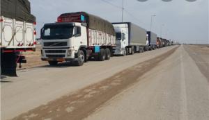IMG 20190825 144239 300x173 صادرات کالا از مرز چذابه را مختل کرد