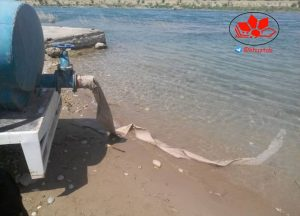 IMG 20190827 143455 322 300x216 ۴۰۰ هزار بچه ماهی در رودخانه کارون گتوند رهاسازی شد