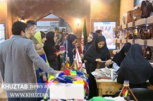 IMG 20190830 134450 300x198  حضور فعالانه کارآفرینان ادارهکل میراث فرهنگی خوزستان در نمایشگاه هفته دولت در اهواز