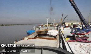 PhotoGrid 1565646278274 300x180 بارگیری کالا در بندر امام خمینی افزایش یافت