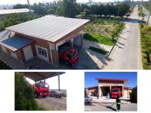 IMG 20190929 WA0042 300x225 استقرار ۱۲ ایستگاه آتش نشانی در شهرک های صنعتی خوزستان