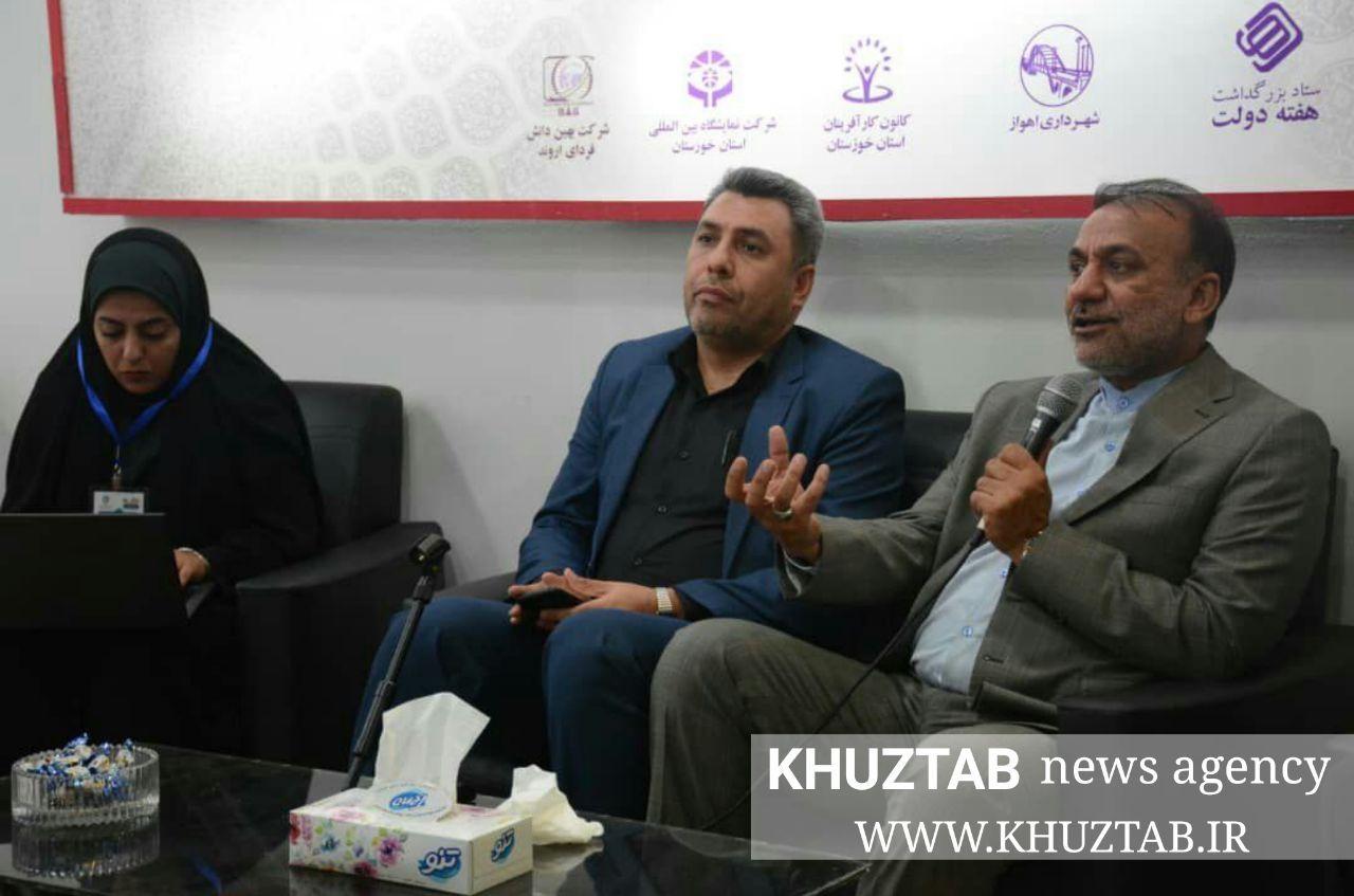 IMG 20190902 003314 683 صدور ۸۰۰ مجوز کتاب در خوزستان/ افتتاح سه سینما در آینده نزدیک در استان