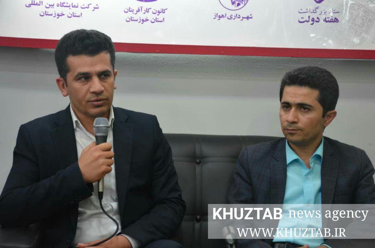 IMG 20190902 014154 221 راه اندازی ۴ پایگاه فرهنگی و هنری کانون در مناطق محروم اهواز/ حوزه کودک متولی مشخصی ندارد