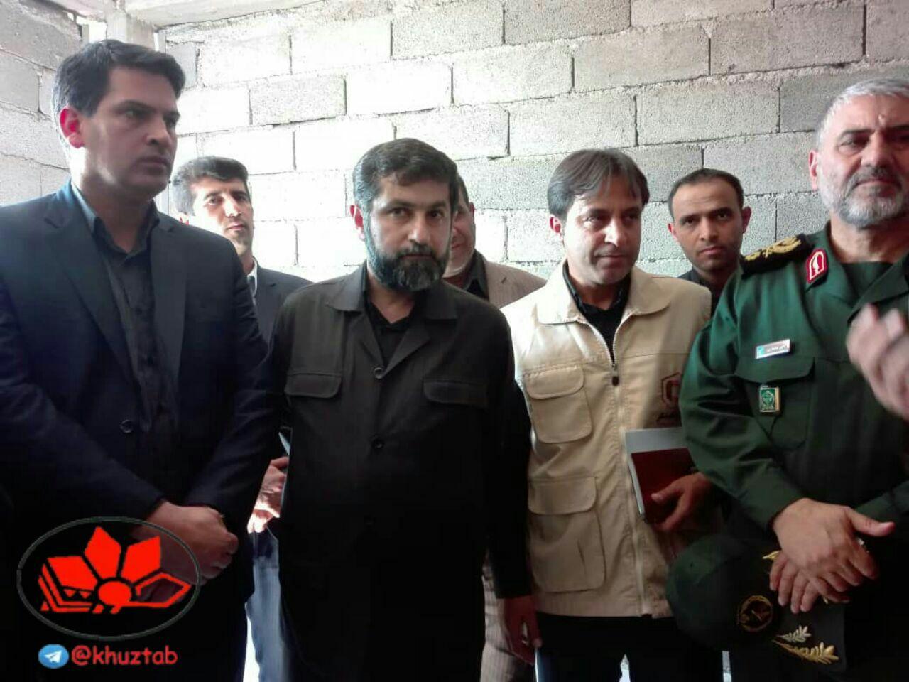 IMG 20190908 123743 331 ۱۳ هزار خانه سیلزده در خوزستان بازسازی شد/ تحویل منازل در حال احداث تا بهمنماه