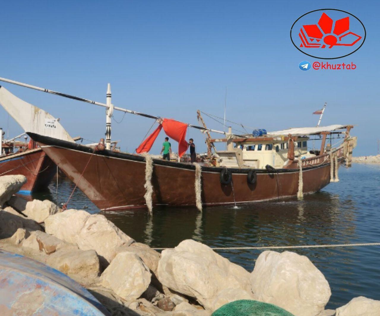 IMG 20190914 163659 901 اغاز ثبت شناورهای تجاری متقاضی کالای ته لنجی در اروند کنار
