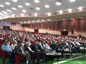 IMG 20190925 234617 685 300x224 گردهمایی عظیم رزمندگان جهاد و شهادت کارمندان استان برگزار شد