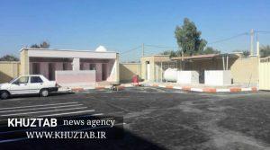 IMG 20190927 192058 148 300x167 افتتاح دبیرستان شش کلاسه خیرساز در شهرستان کارون