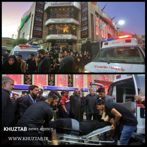 PhotoGrid 1568290049182 300x300 افتادن یک نفر یا سقوط دیوار بتنی عامل،  قربانی افراد زیادی در کربلا بود؟