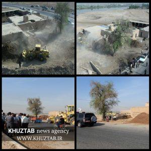 PhotoGrid 1568807698639 300x300 آزادسازی ۱۲۰۰ متر مربع اراضی بستر رودخانه کارون، در موقعیت کوت عبد الله