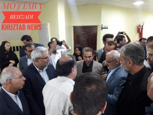 افتتاح مدرسه 12 کلاسه حجاب در مهدیس اهواز