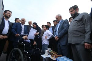 IMG 20191004 WA0021 300x200 سفر وزیر آموزش و پرورش و رییس سازمان نوسازی مدارس کشور به خوزستان