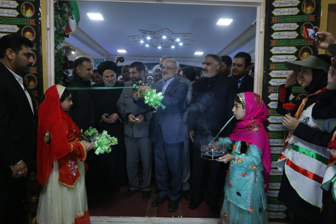 IMG 20191004 WA0024 همت بلند خیرین موقعیت خوبی به استان خوزستان داده است