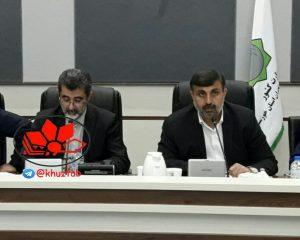 IMG 20191001 235900 652 300x240 نیاز شدید خوزستان به حل مشکلات زیرساختی برای مواجهه با بحران ها/پیگیری پرونده های خسارات در دو جبهه مناطق سیل زده و زلزله زده در خوزستان