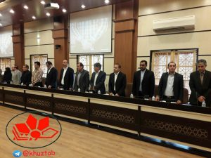 IMG 20191004 185622 542 300x225 توسعه فضاهای آموزشی در خوزستان از طریق تعهد وزارت نفت در عمل به مسئولیت های اجتماعی