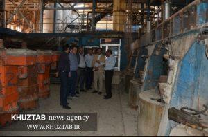 IMG 20191008 003029 580 300x198 اعلام آمادگی شرکت توسعه نیشکر برای بازسازی کارخانه تصفیه شکر اهواز