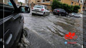 IMG 20191031 123933 931 300x169 تلاش برای جلوگیری از ورود آب به منازل در بارندگیهای اهواز