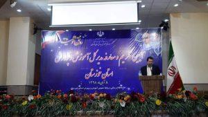 کورش مودت مدیرکل آموزش و پرورش خوزستان شد