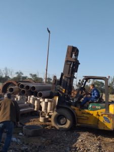 1616 orig 225x300 شرکت فولاد خوزستان با بکارگیری امکانات به خدمت رسانی شهروندان اهوازی و کارونی پرداخت.