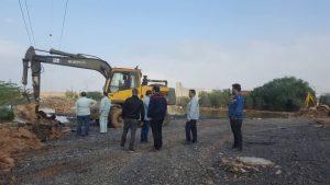 1620 orig 300x169 شرکت فولاد خوزستان با بکارگیری امکانات به خدمت رسانی شهروندان اهوازی و کارونی پرداخت.