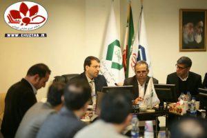 IMG 20191211 140029 505 300x200 نشست شورای راهبردی شرکتهای تابعه صدر تامین برگزار شد