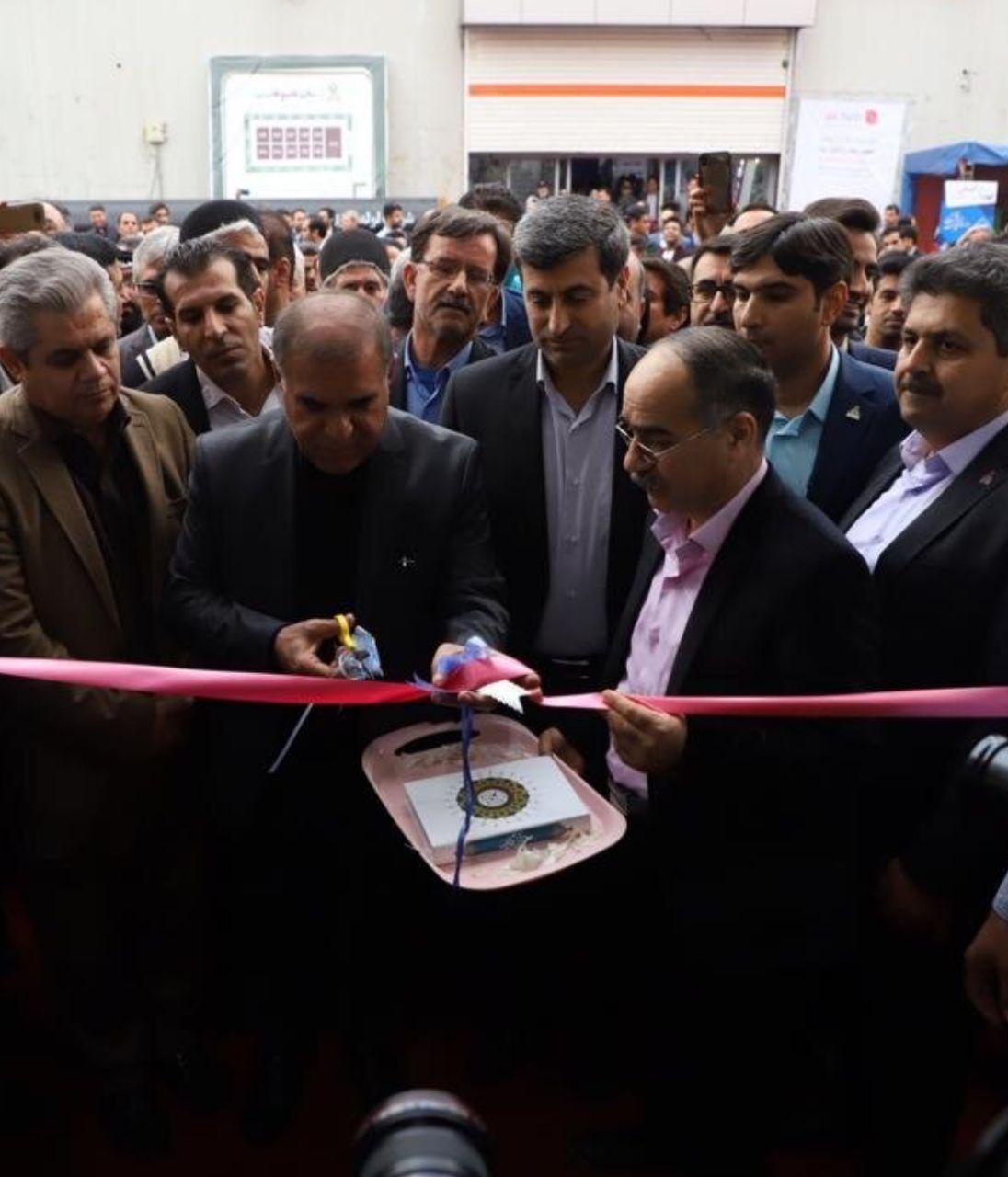 IMG 20191213 223244 594 آغاز بکار  یازدهمین نمایشگاه تخصصی ساخت تجهیزات صنعت نفت و هفدهمین نمایشگاه تخصصی ساخت تجهیزات صنعت حفاری در محل نمایشگاههای دائمی استان خوزستان در اهواز