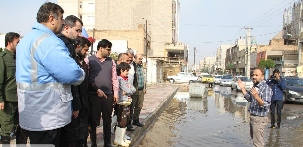 IMG 20191220 201305 962 شهرهای آبگرفته خوزستان تا ۲۴ ساعت آینده از بحران خارج میشوند