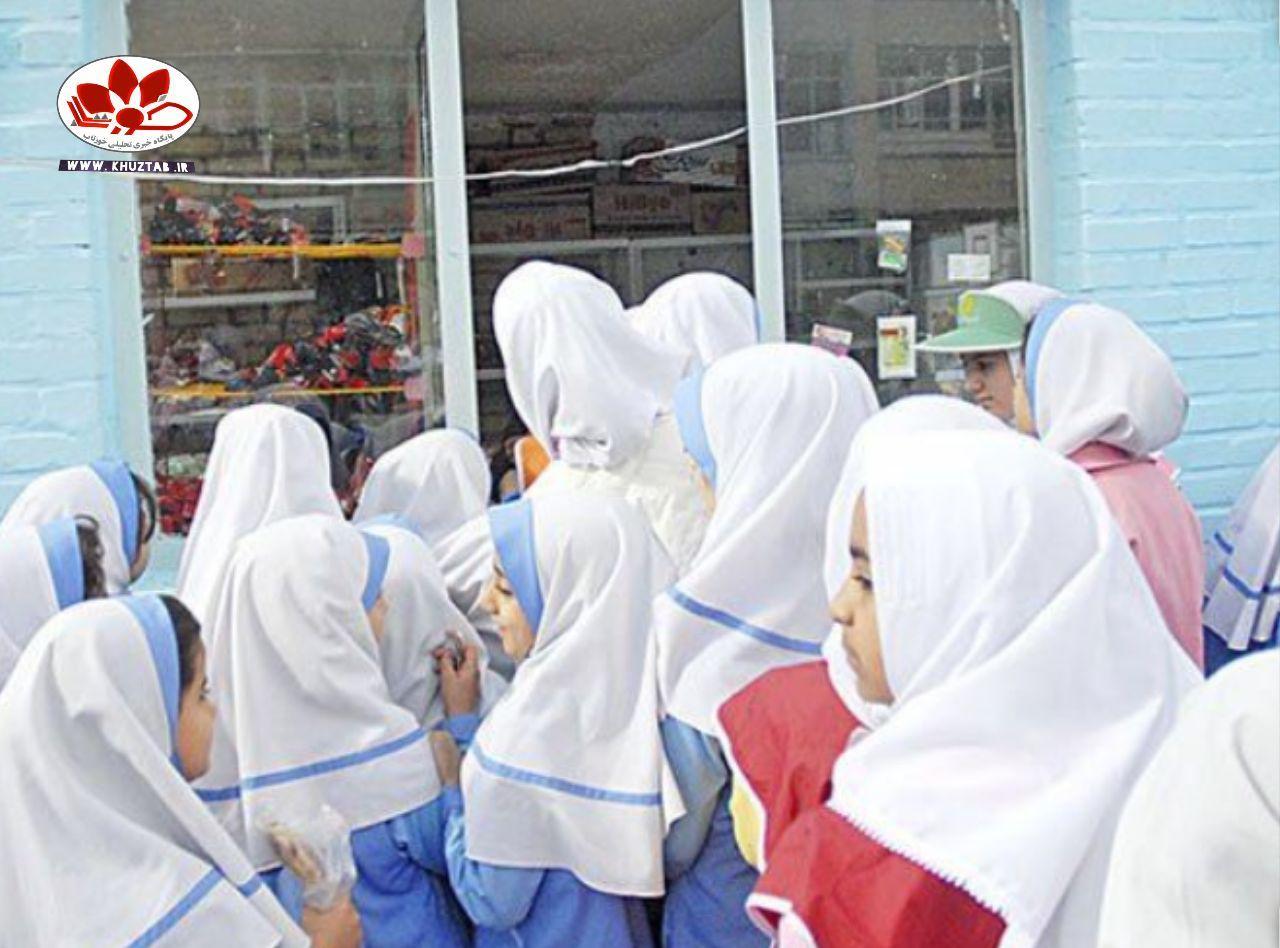 IMG 20191222 141350 635 در بوفههای مدارس خوزستان ممنوعیت فروش کیک وجود ندارد