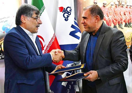 fairs ahwaz983 تفاهمنامه همکاری بین شرکت ملی حفاری ایران و دانشگاه شهید چمران اهواز امضاء شد