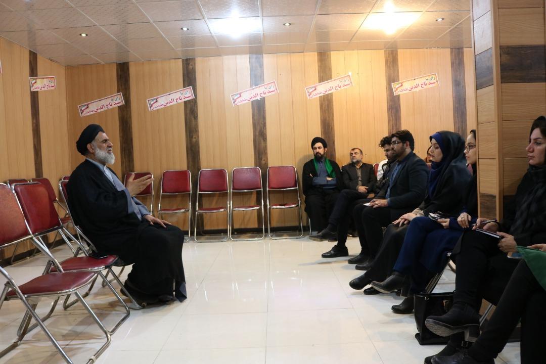 IMG 20200220 WA0008 مجلس امروز به مدرس های زمان نیاز دارد تا مجلسی قوی و ولائی در خدمت به اسلام و مسلمین تشکیل شود