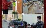 IMG 20200226 222433 402 160x100 اقدامات شرکت شهرکهای صنعتی خوزستان در مقابله با کرونا ویروس