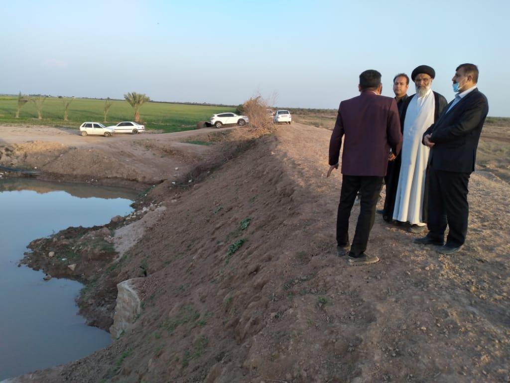 IMG 20200317 WA0044 در صورت بروز سیلاب در خوزستان نقاط تکمیل نشده سیل بند ها مشکل ساز خواهند شد
