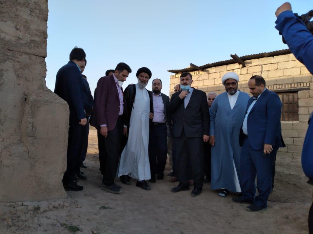 IMG 20200317 WA0046 در صورت بروز سیلاب در خوزستان نقاط تکمیل نشده سیل بند ها مشکل ساز خواهند شد