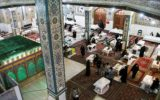 IMG 20200321 221855 783 160x100 تولید ماسک در حرم علی بن مهزیار اهوازی (ع)
