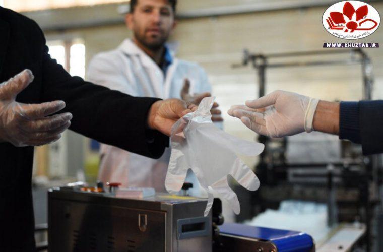 IMG 20200326 200753 736 760x500 فروشگاههای عرضه مواد غذایی موظف به ارائه دستکش به مشتریان شدند