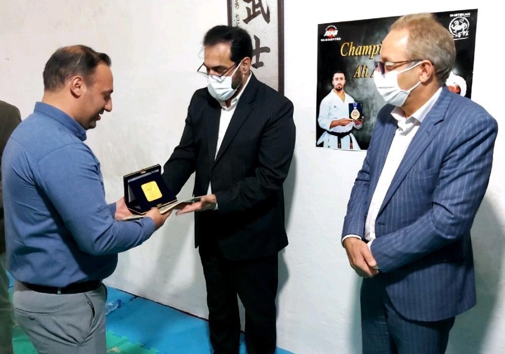 387950 orig برگزاری مسابقات کاتا کاراته مجازی خوزستان برای نخستین بار در کشور
