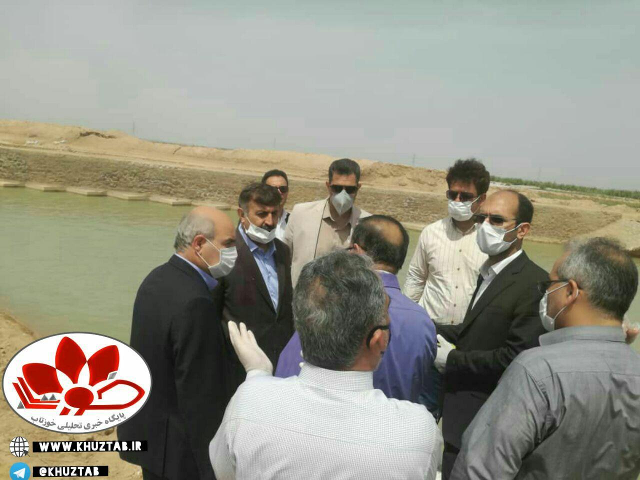 IMG 20200407 225121 160 1 برنامههای مقابله با ریزگرد در خوزستان نباید رها شوند