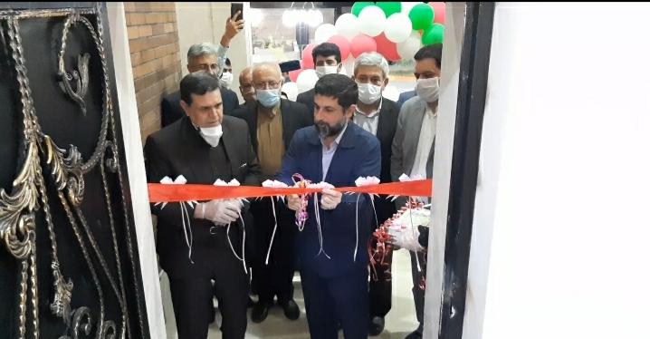 IMG 20200522 WA0011 دو پروژه دانشگاه فرهنگیان در اهواز افتتاح و عملیات اجرایی آن آغاز شد