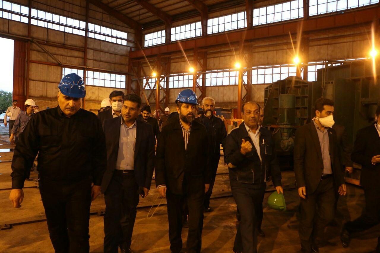 IMG 20200502 052207 981 شرکت لولهسازی اهواز در سال جهش تولید ظرفیت همکاری با صنایع را افزایش داد