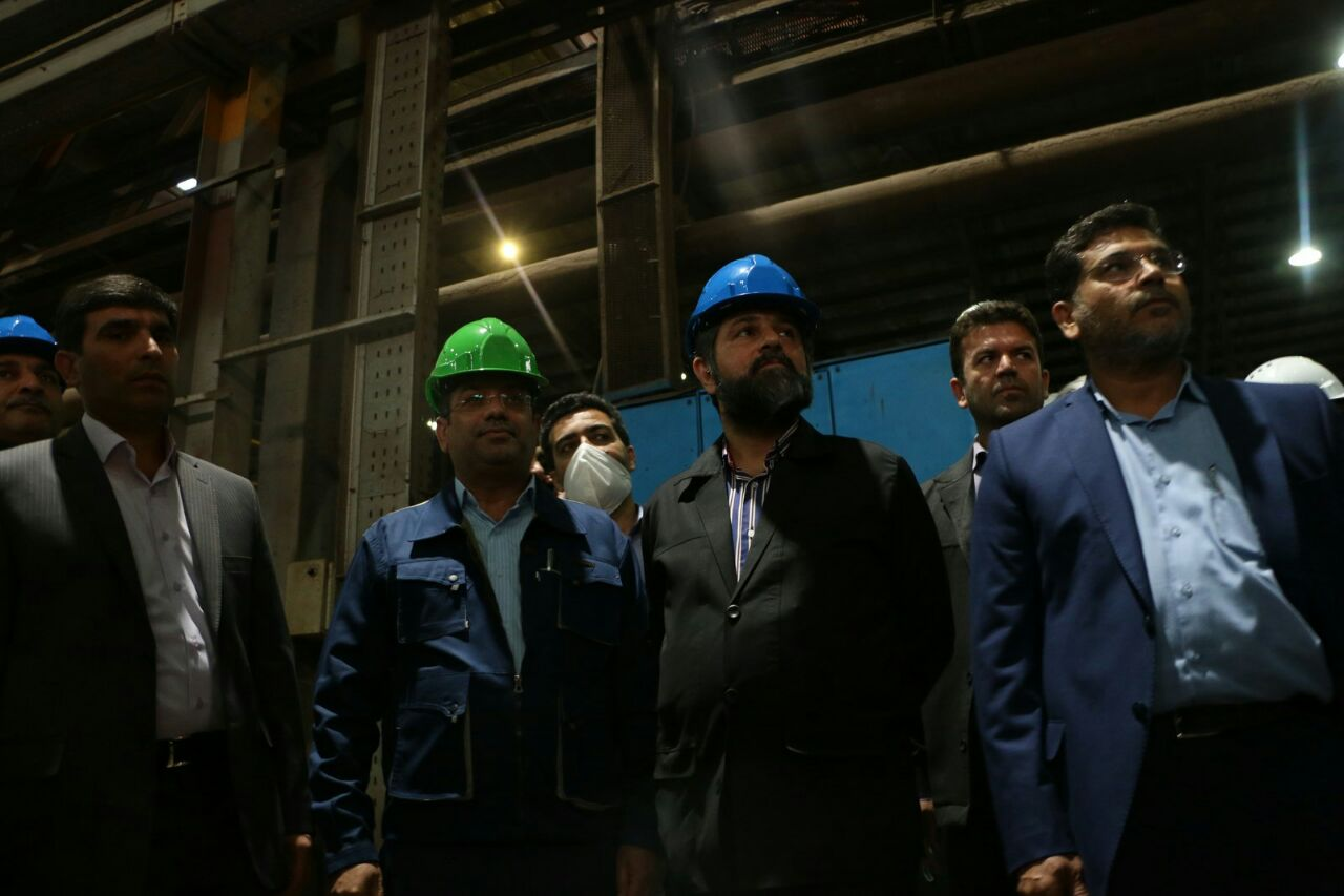 IMG 20200502 052216 720 شرکت لولهسازی اهواز در سال جهش تولید ظرفیت همکاری با صنایع را افزایش داد