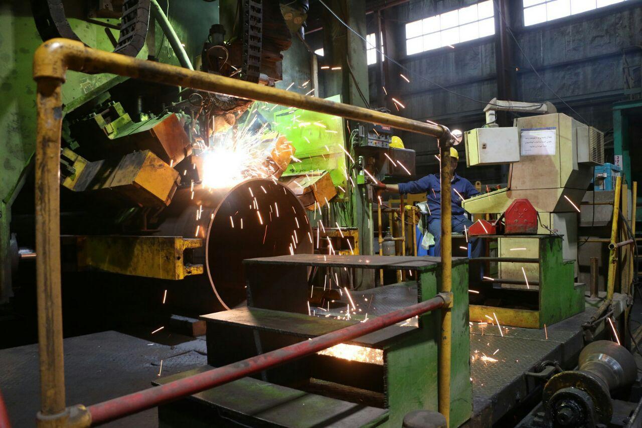 IMG 20200502 052220 540 شرکت لولهسازی اهواز در سال جهش تولید ظرفیت همکاری با صنایع را افزایش داد