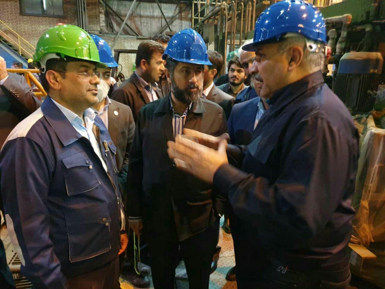 IMG 20200502 052524 605 شرکت لولهسازی اهواز در سال جهش تولید ظرفیت همکاری با صنایع را افزایش داد