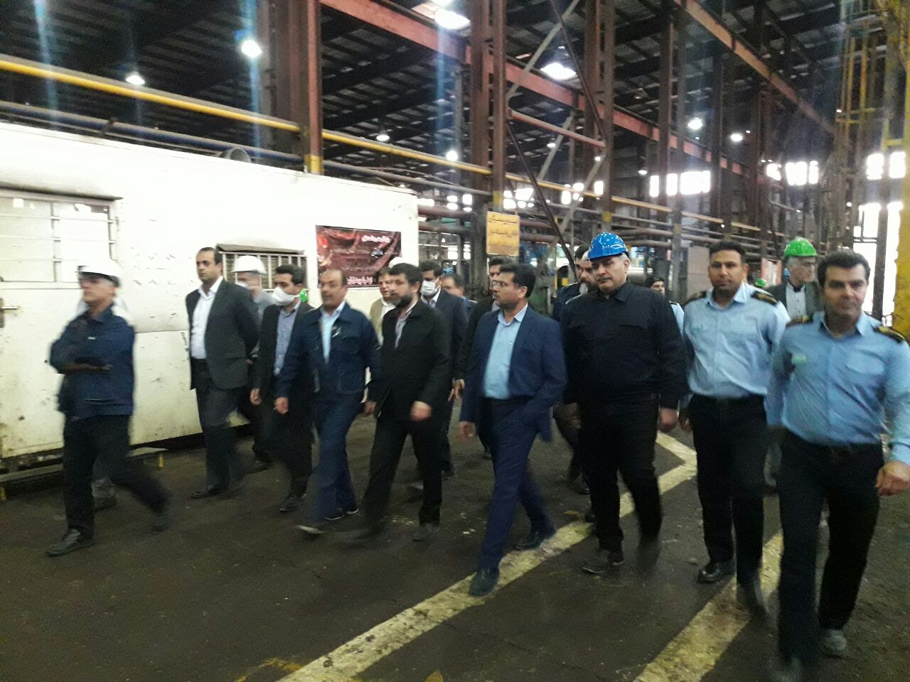 IMG 20200502 063804 349 شرکت لولهسازی اهواز در سال جهش تولید ظرفیت همکاری با صنایع را افزایش داد