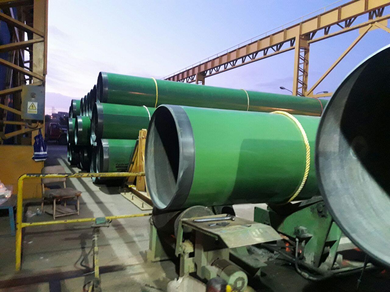 IMG 20200502 063839 186 شرکت لولهسازی اهواز در سال جهش تولید ظرفیت همکاری با صنایع را افزایش داد