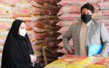 IMG 20200502 145606 278 160x100 ۷۵ تن برنج احتکار شده در بازار آبادان توزیع شد