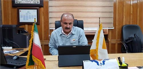 آغاز رسمی دوره های آموزش الکترونیکی شرکت فولاد خوزستان آغاز رسمی دورههای آموزش الکترونیکی شرکت فولاد خوزستان