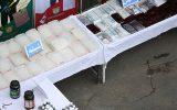 1399022111261780620358754 160x100 کشف ۳ تن و ۵۰۰ کیلوگرم انواع مواد مخدر در خوزستان